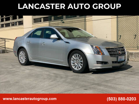 2011 Cadillac CTS for sale at LANCASTER AUTO GROUP in Portland OR