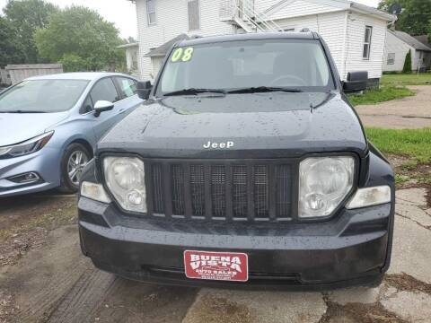 2008 Jeep Liberty for sale at Buena Vista Auto Sales in Storm Lake IA