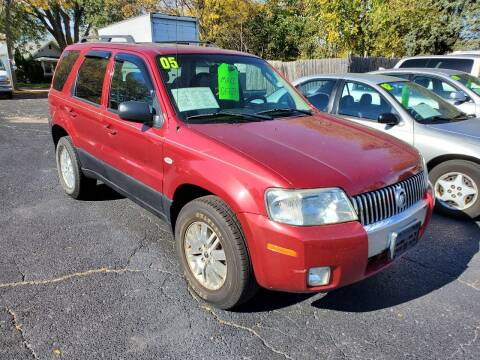 2005 Mercury Mariner for sale at Stach Auto in Janesville WI