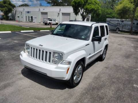 2012 Jeep Liberty for sale at Best Price Car Dealer in Hallandale Beach FL