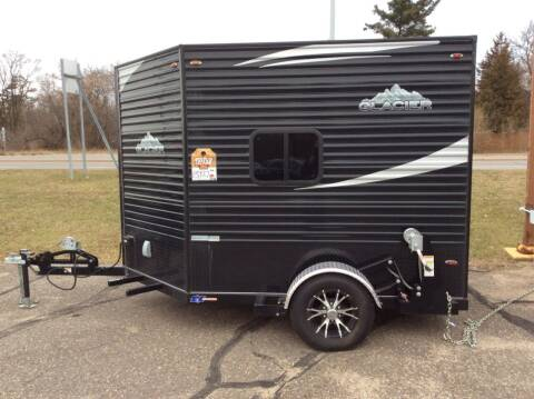 2019 GLACIER A68 for sale at MOTORS N MORE in Brainerd MN