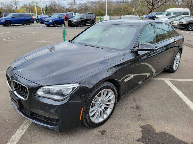2013 BMW 7 Series for sale at North Oakland Motors in Waterford MI
