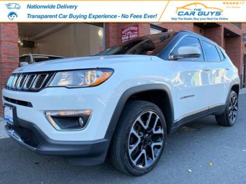 2017 Jeep Compass for sale at The Car Guys in Staten Island	 NY