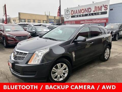 2012 Cadillac SRX for sale at Diamond Jim's West Allis in West Allis WI
