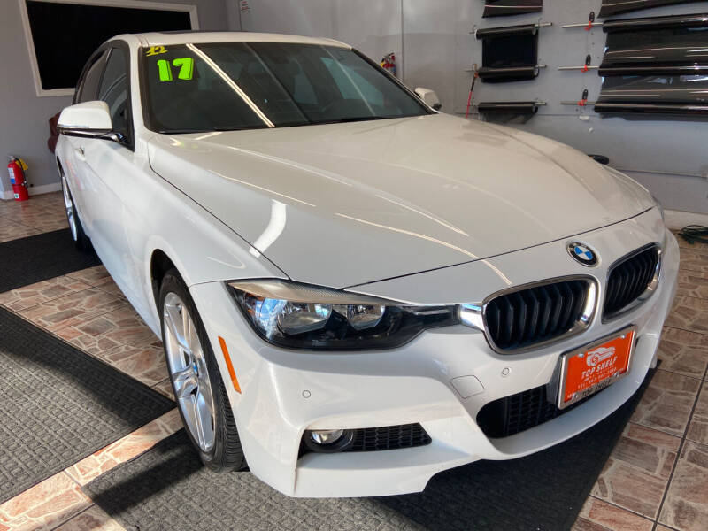 2017 BMW 3 Series for sale at TOP SHELF AUTOMOTIVE in Newark NJ