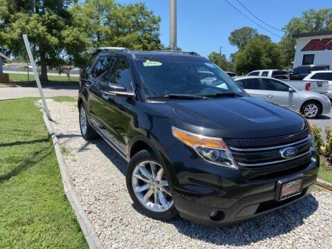 2013 Ford Explorer for sale at Beach Auto Brokers in Norfolk VA
