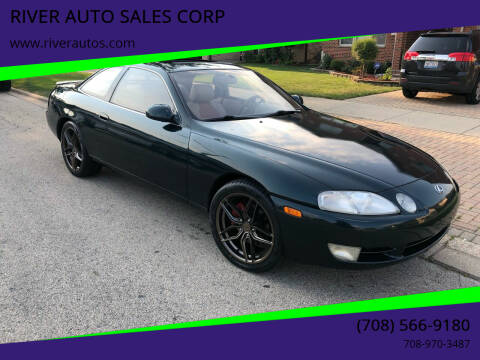 1993 Lexus SC 400 for sale at RIVER AUTO SALES CORP in Maywood IL