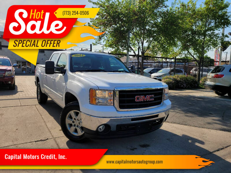 2011 GMC Sierra 1500 for sale at Capital Motors Credit, Inc. in Chicago IL
