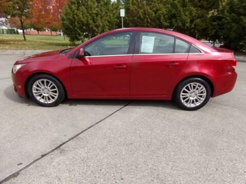 2012 Chevrolet Cruze for sale at Signature Auto Sales in Bremerton WA