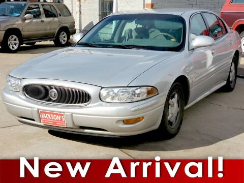 2000 Buick LeSabre for sale at Jacksons Car Corner Inc in Hastings NE
