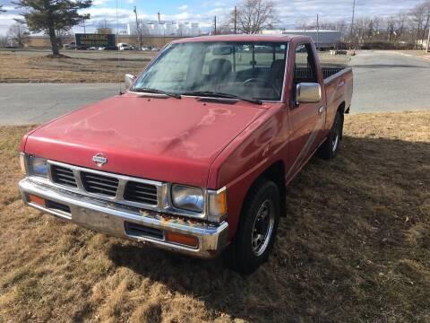 1993 Nissan Truck for sale at SODA MOTORS AUTO SALES LLC in Newport RI