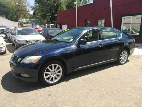 2006 Lexus GS 300 for sale at B Quality Auto Check in Englewood CO