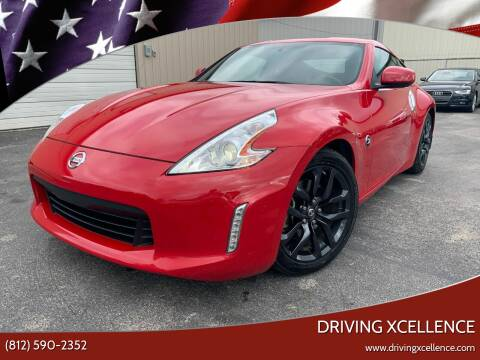 2015 Nissan 370Z for sale at Driving Xcellence in Jeffersonville IN