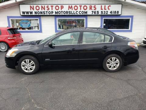 2010 Nissan Altima Hybrid for sale at Nonstop Motors in Indianapolis IN