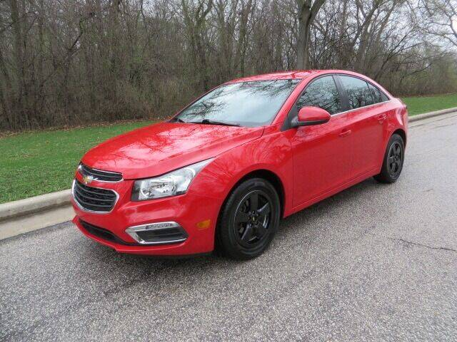 2015 Chevrolet Cruze for sale at EZ Motorcars in West Allis WI