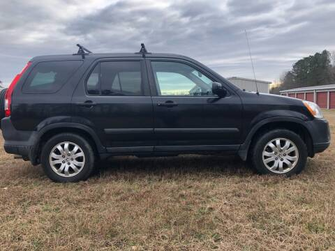 2006 Honda CR-V for sale at Harris Motors Inc in Saluda VA