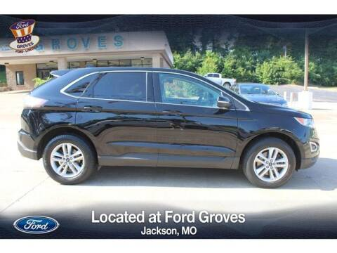 2018 Ford Edge for sale at JACKSON FORD GROVES in Jackson MO