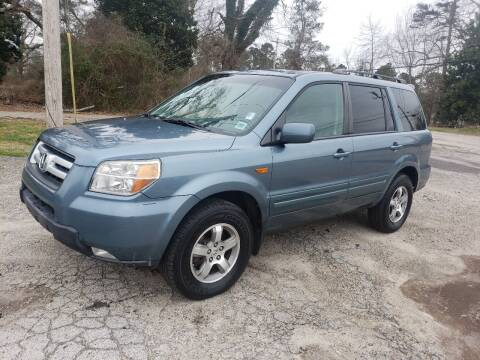 2007 Honda Pilot for sale at GA Auto IMPORTS  LLC in Buford GA