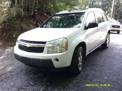2005 Chevrolet Equinox for sale at Jack Mansur's Auto LLC in Pelham NH