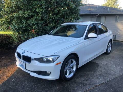 2013 BMW 3 Series for sale at Blue Line Auto Group in Portland OR