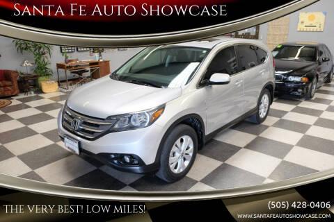 2012 Honda CR-V for sale at Santa Fe Auto Showcase in Santa Fe NM
