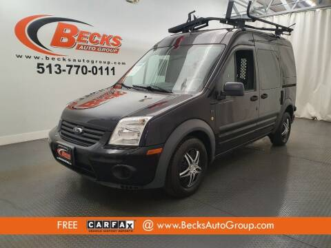 2013 Ford Transit Connect for sale at Becks Auto Group in Mason OH