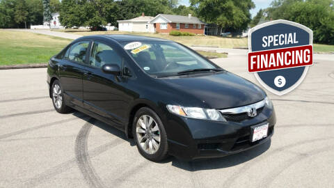 2009 Honda Civic for sale at Magana Auto Sales Inc in Aurora IL