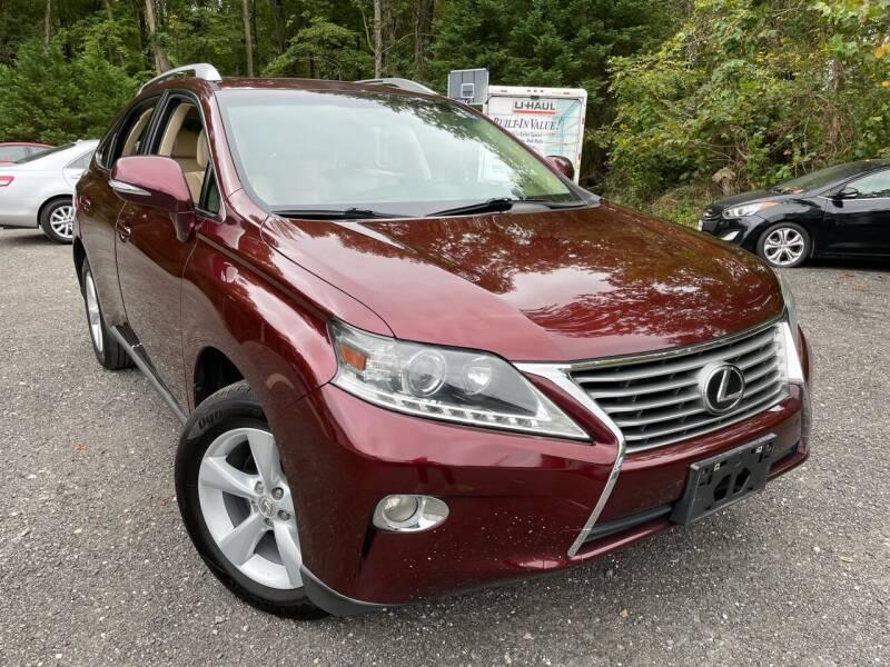 2013 Lexus RX 350 for sale at High Rated Auto Company in Abingdon MD