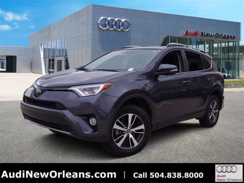 2017 Toyota RAV4 for sale at Metairie Preowned Superstore in Metairie LA