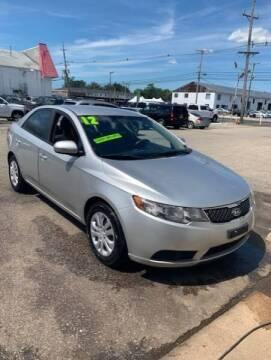 2012 Kia Forte for sale at Auto Headquarters in Lakewood NJ