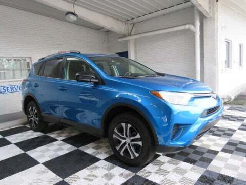 2018 Toyota RAV4 for sale at McLaughlin Ford in Sumter SC