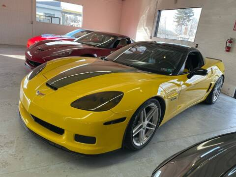 2006 Chevrolet Corvette for sale at Stakes Auto Sales in Fayetteville PA