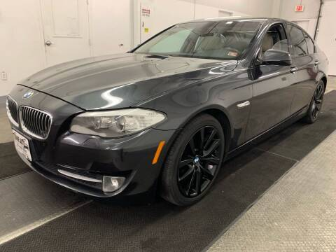 2011 BMW 5 Series for sale at TOWNE AUTO BROKERS in Virginia Beach VA
