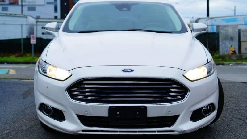 2014 Ford Fusion Titanium 4dr Sedan - Seattle WA