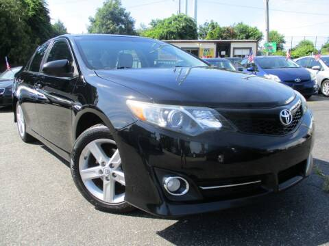 2012 Toyota Camry for sale at Unlimited Auto Sales Inc. in Mount Sinai NY