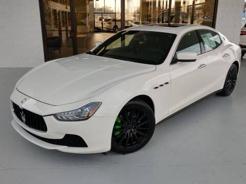 2016 Maserati Ghibli for sale at Mich's Foreign Cars in Hickory NC