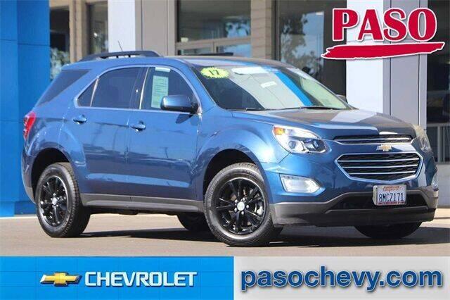 2017 Chevrolet Equinox for sale in Paso Robles, CA
