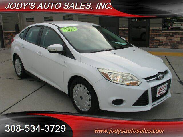 2014 Ford Focus for sale at Jody's Auto Sales in North Platte NE