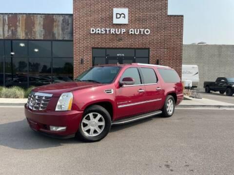 2007 Cadillac Escalade ESV for sale at Dastrup Auto in Lindon UT