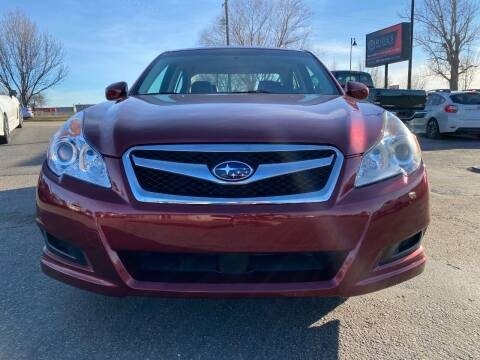 2011 Subaru Legacy for sale at Rides Unlimited in Nampa ID