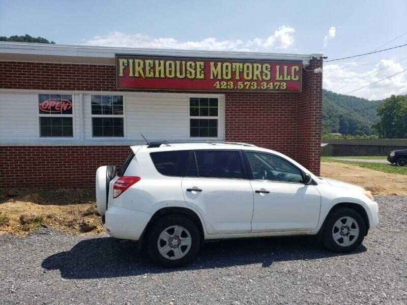 2009 Toyota RAV4 for sale at Firehouse Motors LLC in Bristol TN