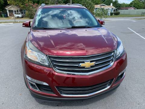 2015 Chevrolet Traverse for sale at Consumer Auto Credit in Tampa FL