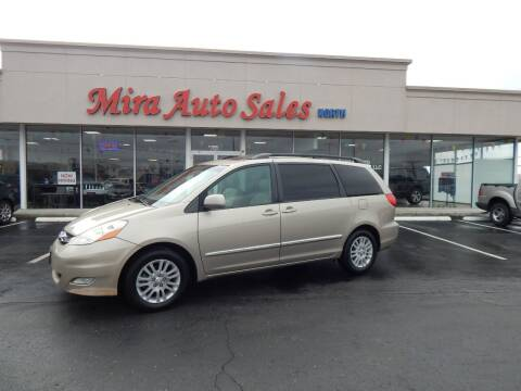 2008 Toyota Sienna for sale at Mira Auto Sales in Dayton OH