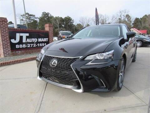 2016 Lexus GS 350 for sale at J T Auto Group in Sanford NC