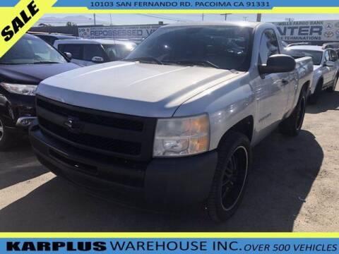 2011 Chevrolet Silverado 1500 for sale at Karplus Warehouse in Pacoima CA