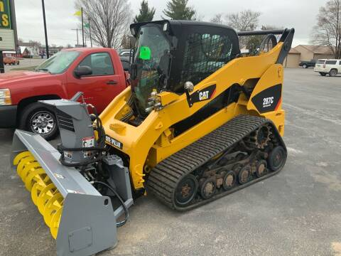 2008 Cat 287c for sale at Stein Motors Inc in Traverse City MI