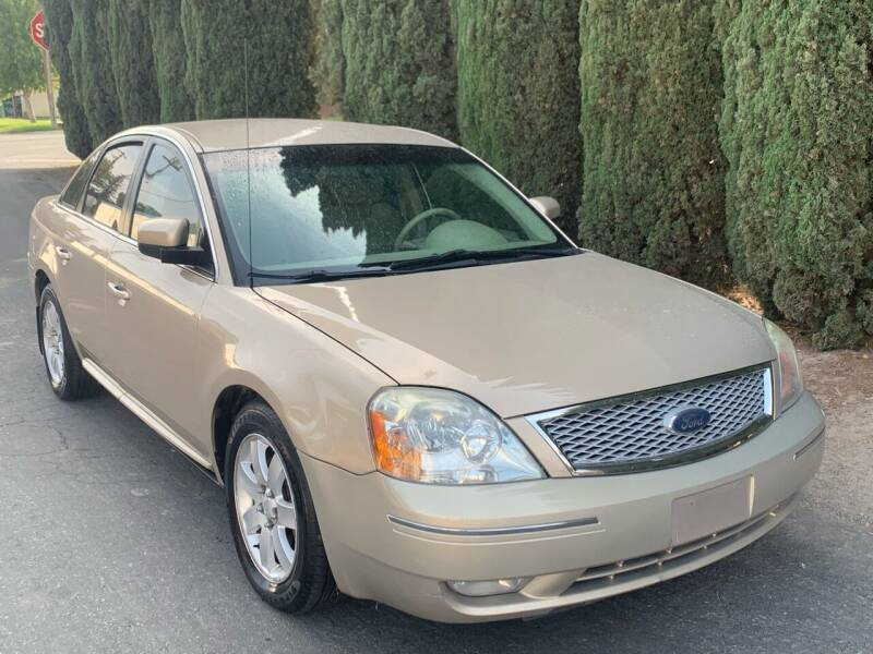 2007 Ford Five Hundred for sale at River City Auto Sales Inc in West Sacramento CA