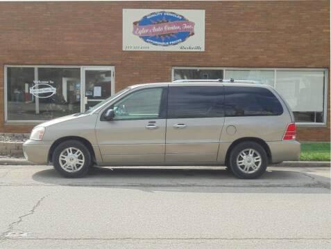 2004 Mercury Monterey for sale at Eyler Auto Center Inc. in Rushville IL