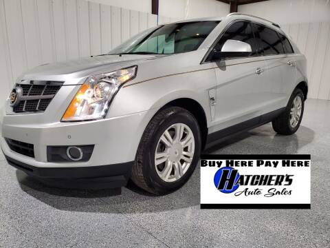 2012 Cadillac SRX for sale at Hatcher's Auto Sales, LLC - Buy Here Pay Here in Campbellsville KY
