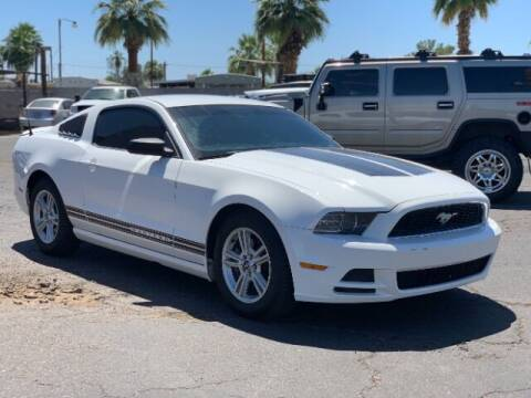 2013 Ford Mustang for sale at Brown & Brown Auto Center in Mesa AZ